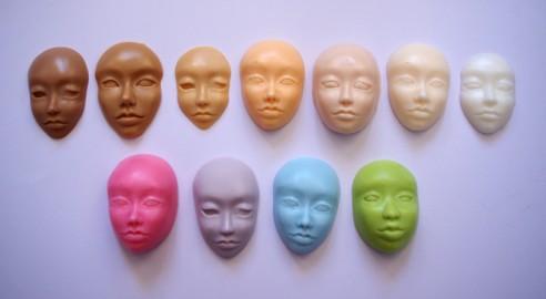 resin rainbow